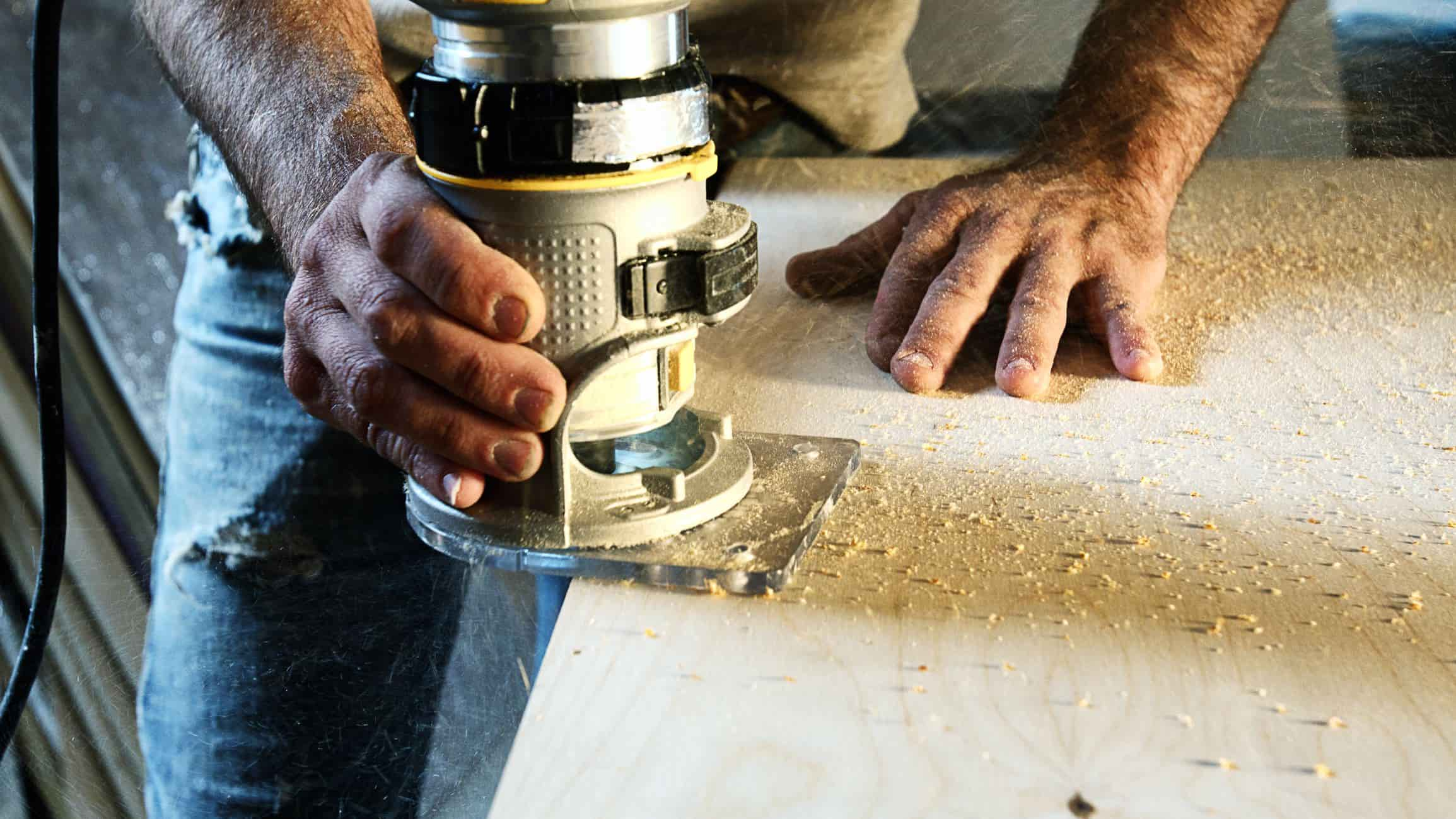 Woodworking Routers and Router Bits