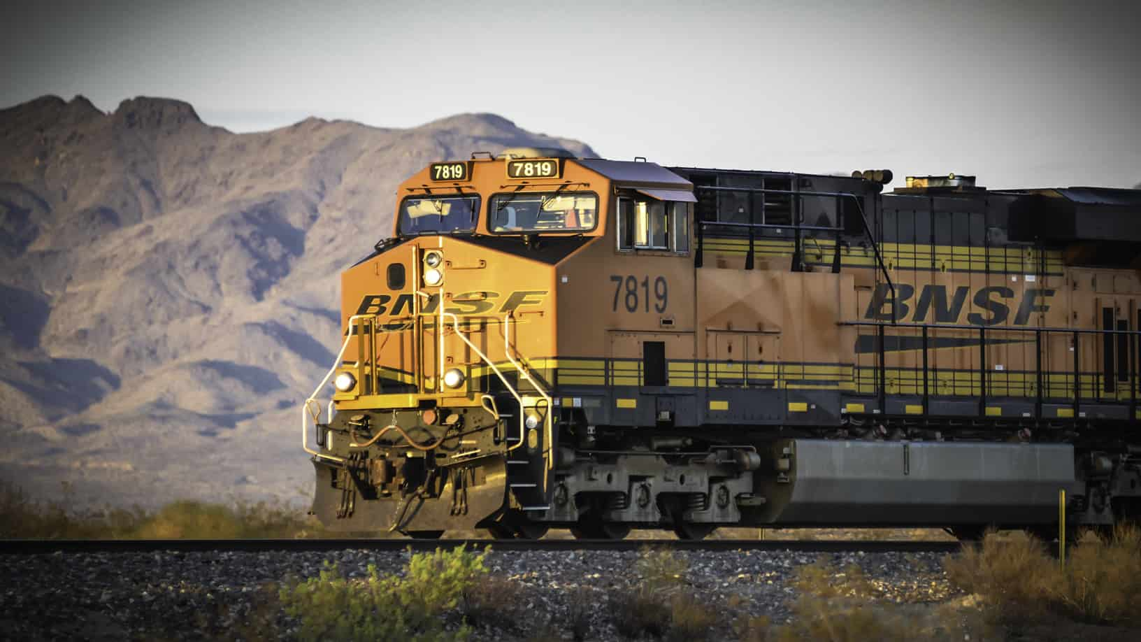 Freight Trains Are Our Future