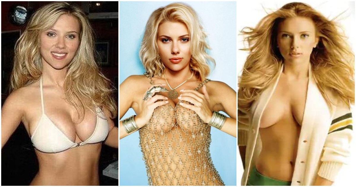 Quick Guide to Scarlett Johansson's Life Photoshoots and Movies