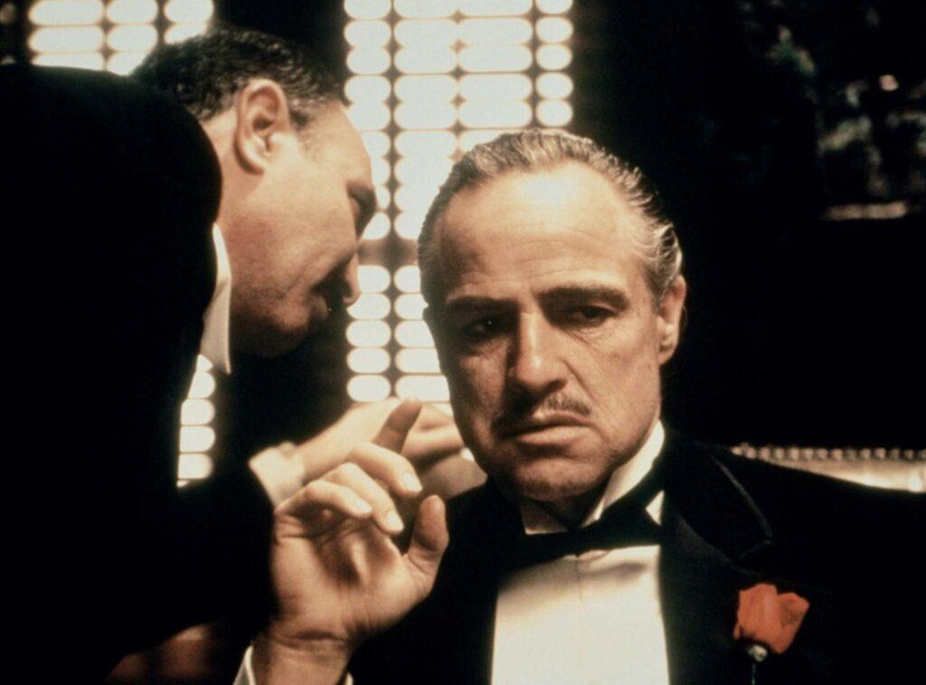The Godfather 1972 Movie