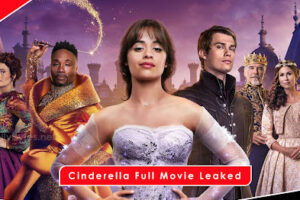 cinderella movie leaked